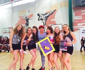 Z ostatniej chwili I MIEJSCE Just Crew kat. Dancehall na Ogólnopolskich zawodach tanecznych Eudezet All Star Weekend 5