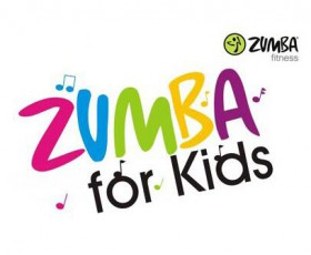 ZUMBA FOR KIDS ZAPISY